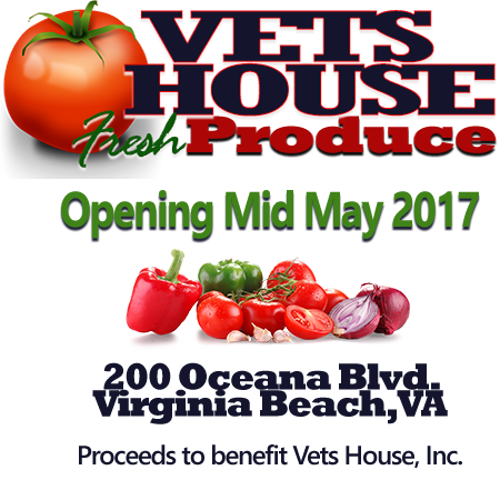 Vetshouse Fresh Garden Produce in Virginia Beach